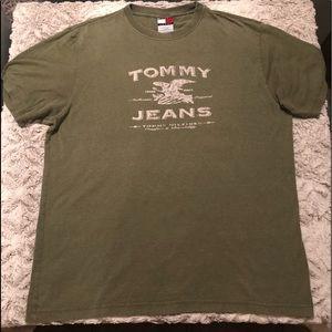 Vintage 1990's Tommy Jeans Tee